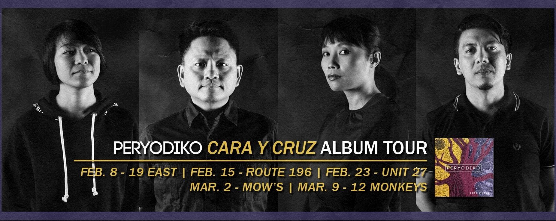 Peryodiko Album Tour Kick Off