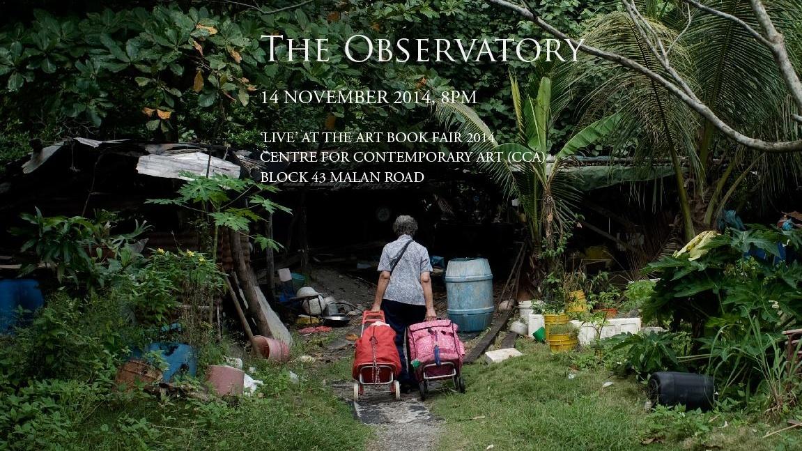 The Observatory @ Singapore Art Book Fair