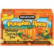 Pumpkin Spice from Bigelow
