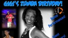 Gigi's Zumba® Birthday Master Class!