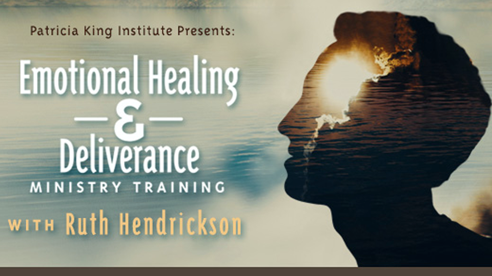 Emotional Healing & Deliverance Ministry Training   Patricia