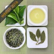 Dayuling High Mountain Winter Oolong Tea, Lot 570 from Taiwan Tea Crafts