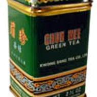 Chun Mee Green Tea from Kwong Sang Tea Company Ltd.