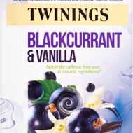 Blackcurrant & Vanilla from Twinings