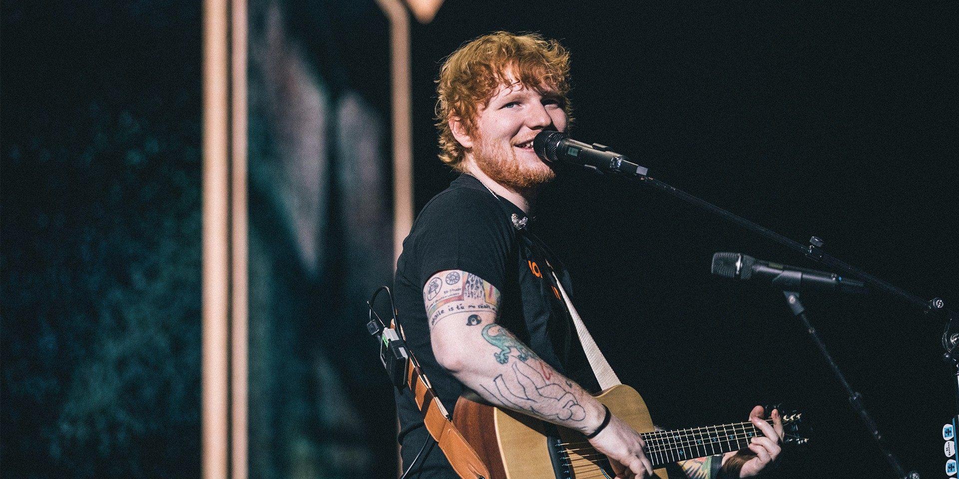 Ed Sheeran, more confident than ever in a sold-out Singapore Indoor Stadium — gig report