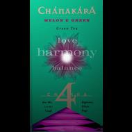 Chanakara Collection: Chakra #4 Melon and Green Tea from Stash Tea Company