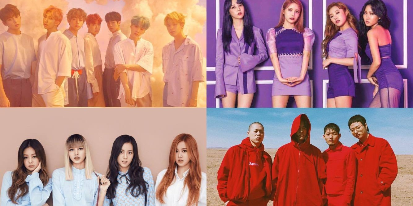 BTS, HYUKOH, BLACKPINK, and more up for 2017 Mnet Asian Music Awards