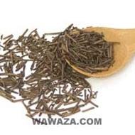 Gourmet Hojicha (Kuki Hojicha) Organic Roasted Green Tea from Wawaza.com