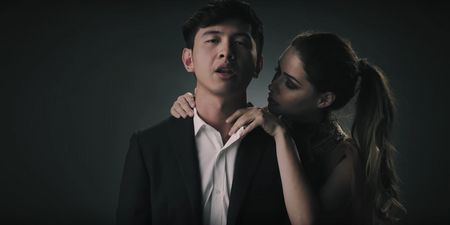 "Curtismith enlists Daiana Menezes to star in new music video,""West"" - watch"
