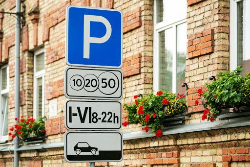 parkavimo-zona