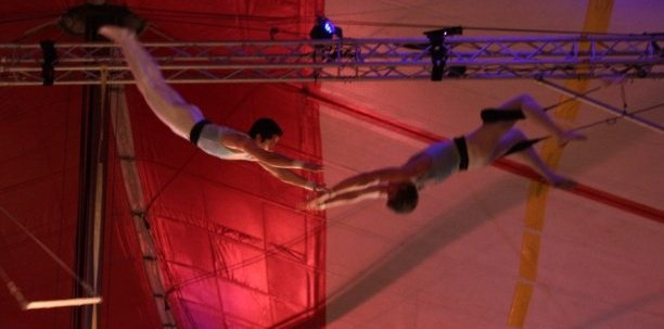 CIRCUS HARMONY FLYING TRAPEZE CENTER: MINIMUM FUNDING NEEDED IS $6,000