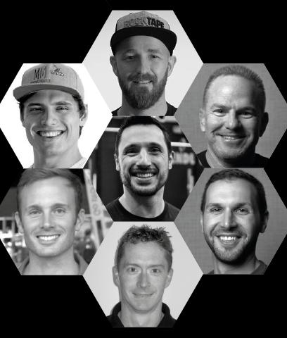 Meet the International RockTape Instructors