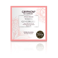 White Gingerlily from Gryphon Tea Company