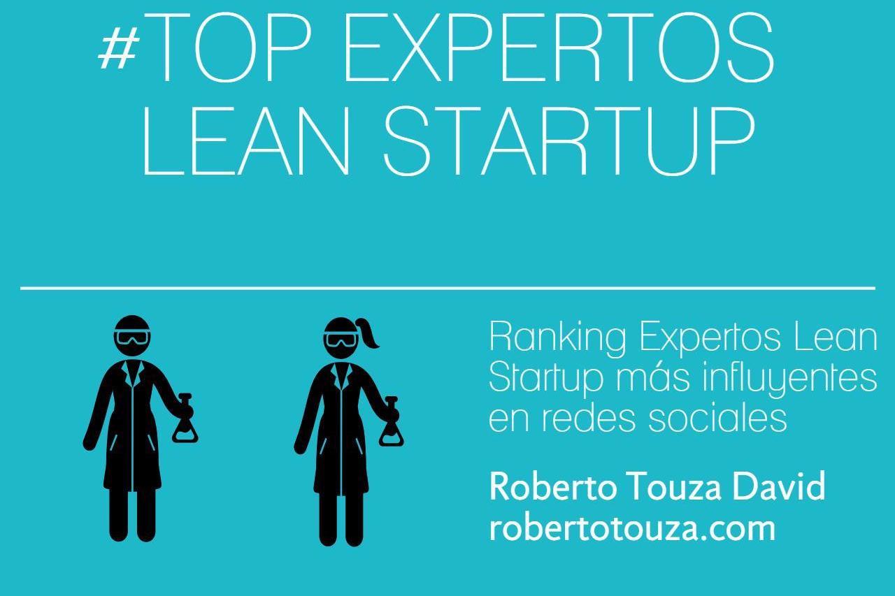#TopExpertosLeanStartup