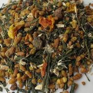 Pumpkin Spice Latte Genmaicha from 52teas