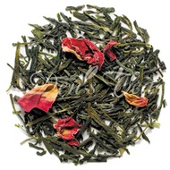 Rose Sencha from Den's Tea