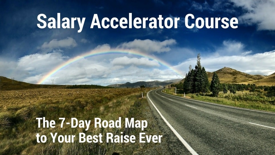 Salary Accelerator Course