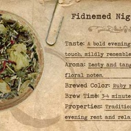 Fidnemed Nighttime Tea from Mountain Rose Herbs
