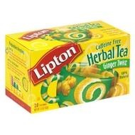 Ginger Twist from Lipton