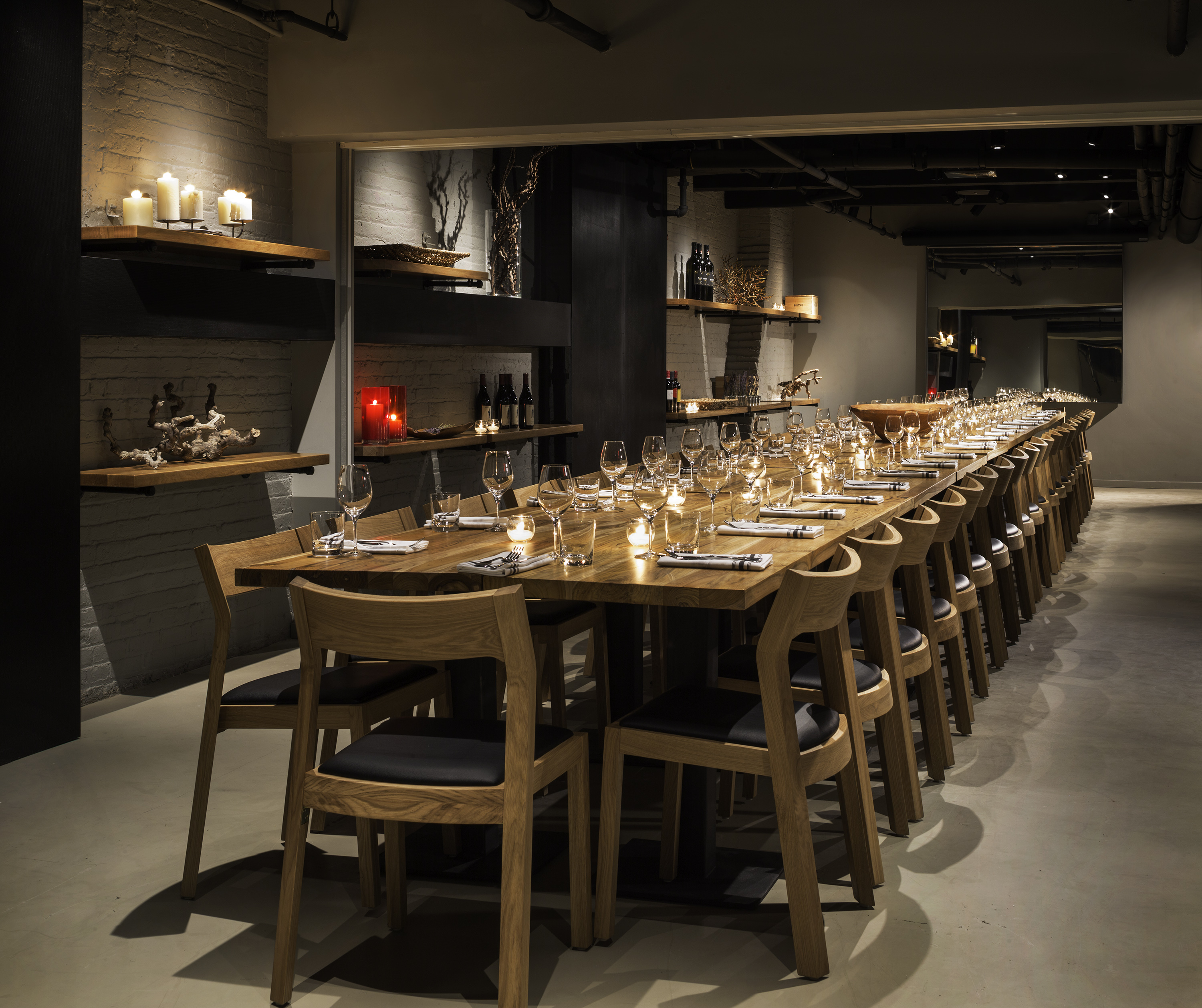 Best Private Dining Rooms In Nyc: Private Dining Venue For Rent In New York