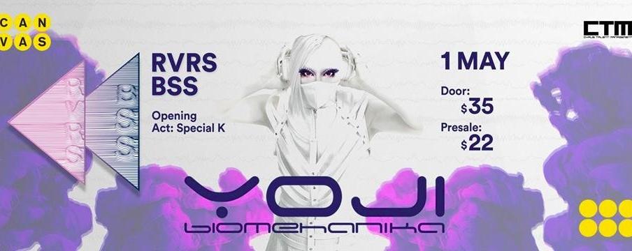RVRS BSS ft. Yoji Biomehanika (JPN)
