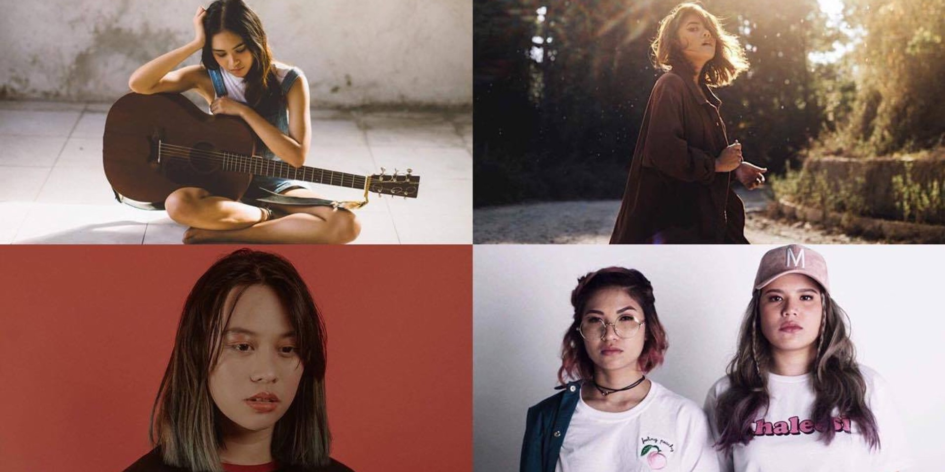 Fans of Clara Benin, Reese Lansangan, Leanne and Naara, and Keiko Necesario come together for Street Teams Unite