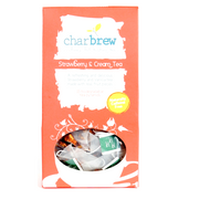 Strawberry and Cream Tea from Charbrew