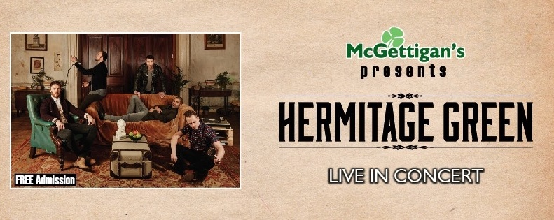 Hermitage Green perform LIVE