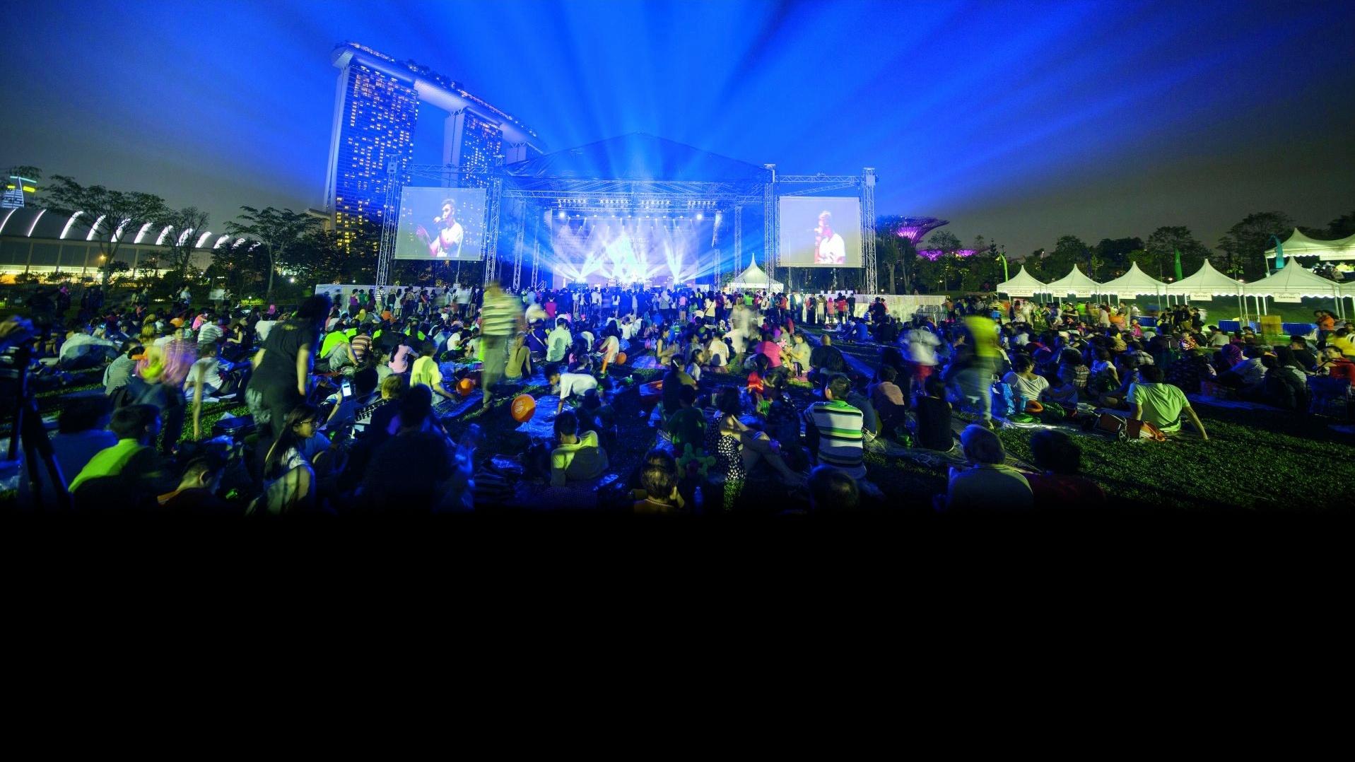 Singapore 2015 Launch Party