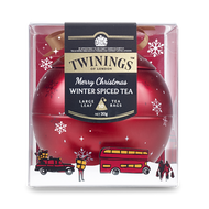 Winter Spiced Tea from Twinings