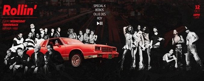 Rollin' feat. Ollie Des, Bobos, Special K & Roy