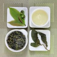 Alishan Qing Xin Spring Oolong Tea, Lot 1014 from Taiwan Tea Crafts