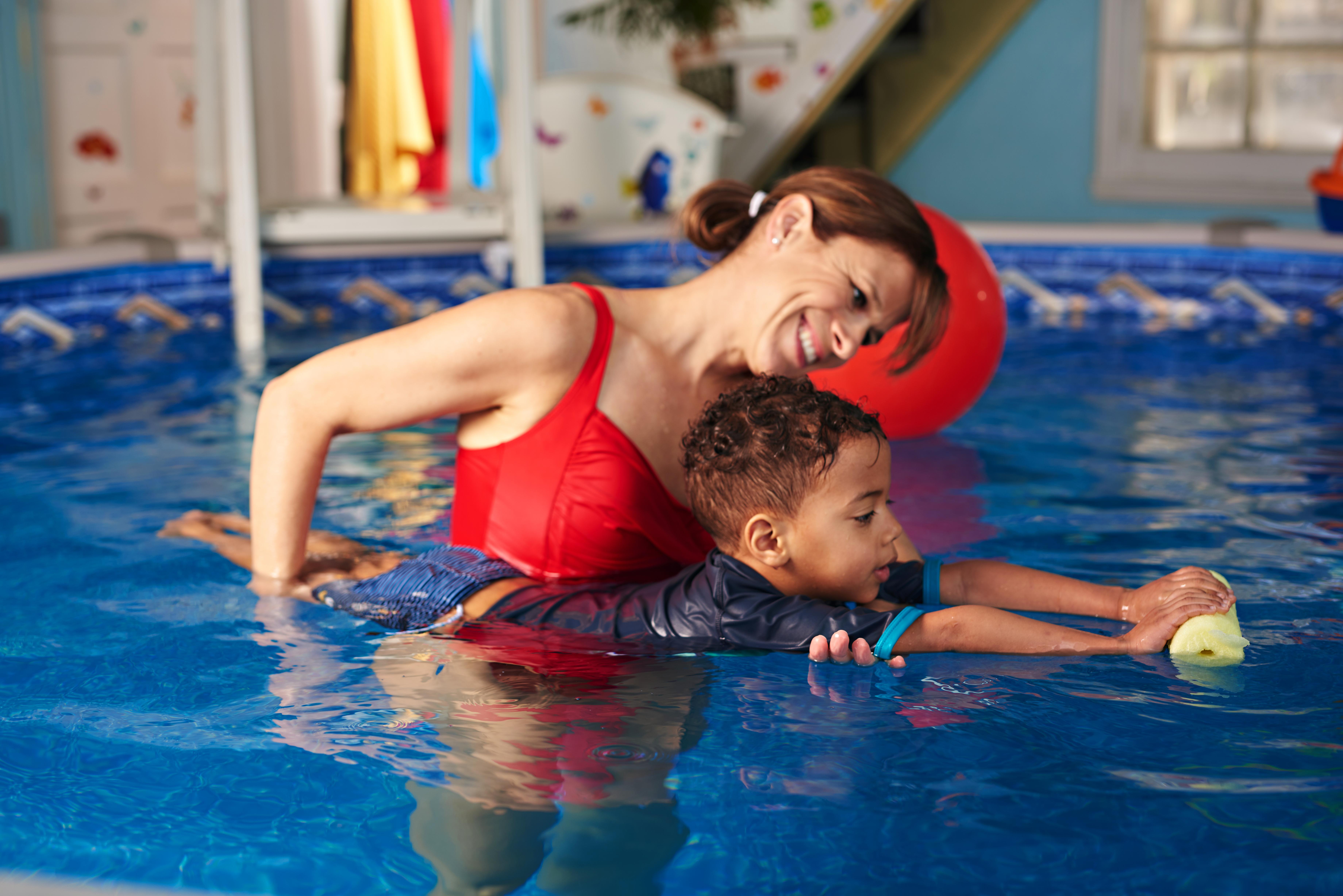 Swim for Life Proper Body Position