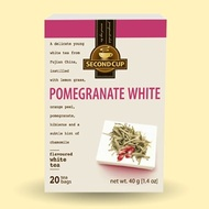 Pomegranate White from Second Cup