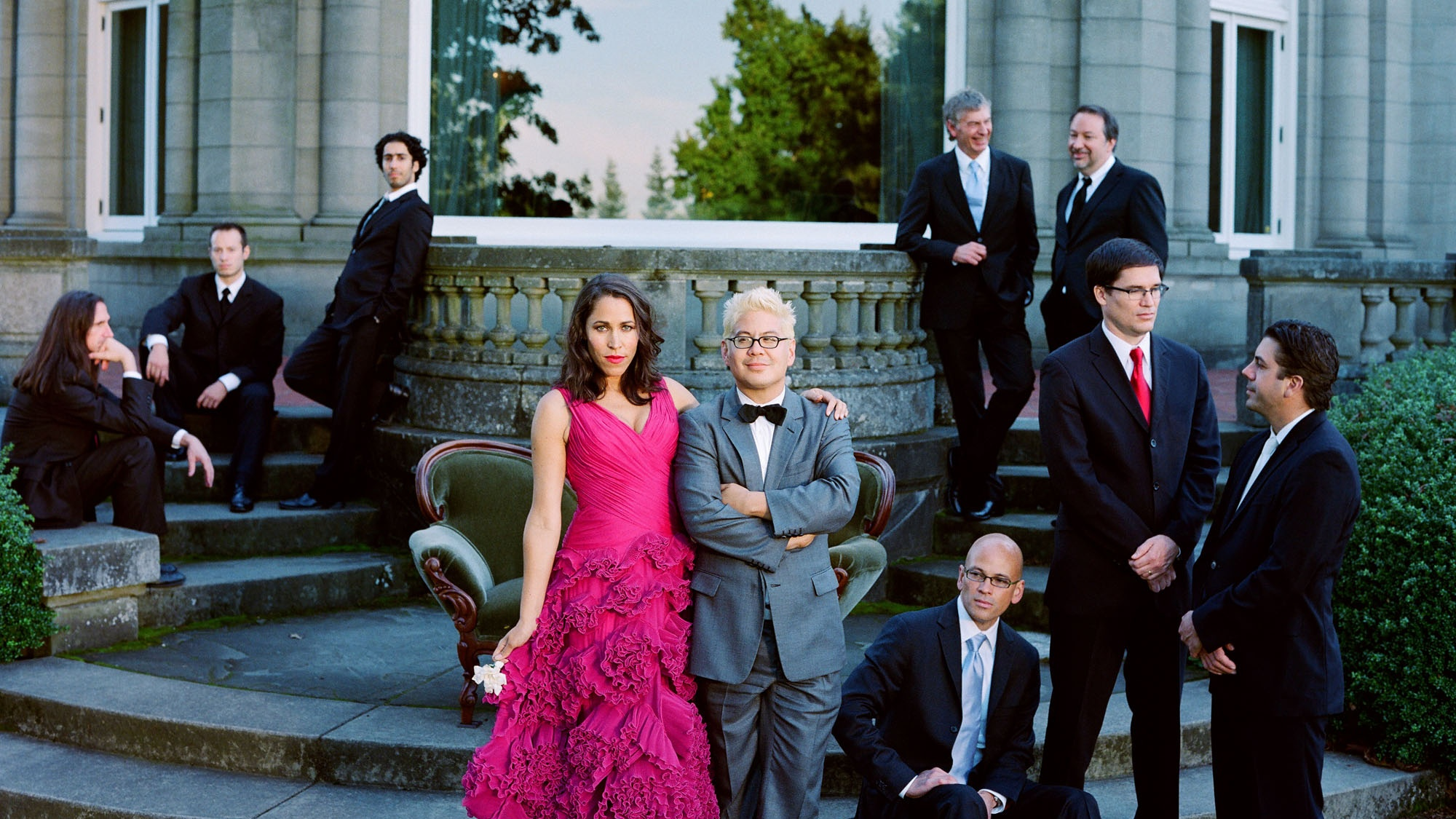 Ngee Ann City Presents  Pink Martini