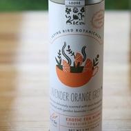 Lavender Orange Grey from Flying Bird Botanicals