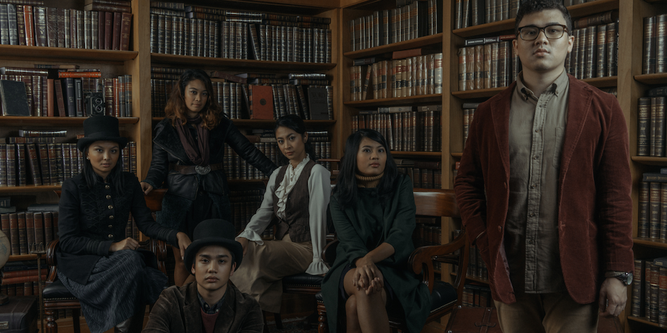 Help The Ransom Collective become the 2017 MTV EMAs Southeast Asia Social Wildcard