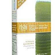 Genmai Green Tea from Rishi Tea