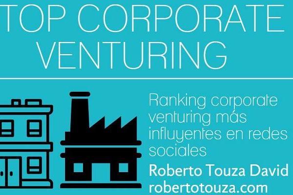#TopCorporateVenturing