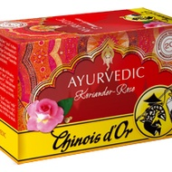 Ayurvedic Coriander - Rose from Chinois d'Or