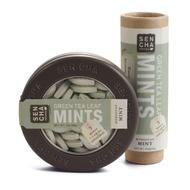 Moroccan Mint Green Tea Mints from Sencha Naturals