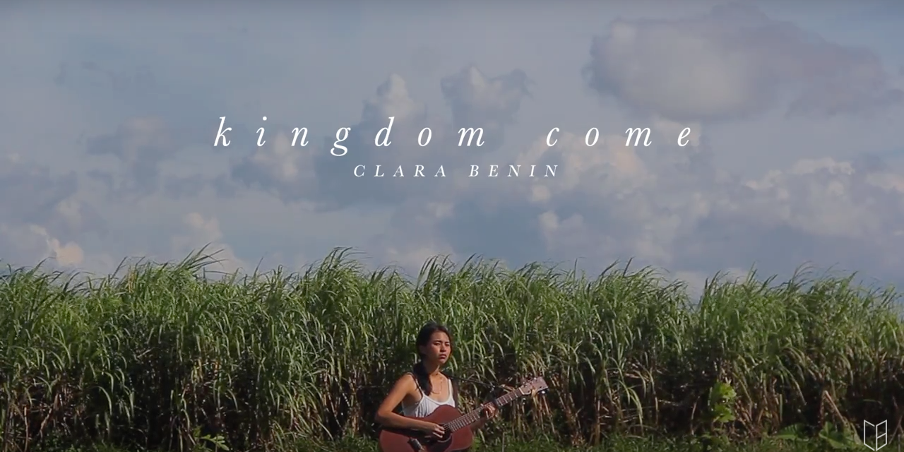"WATCH: Clara Benin opens 2017 with new lyric video for ""Kingdom Come"""