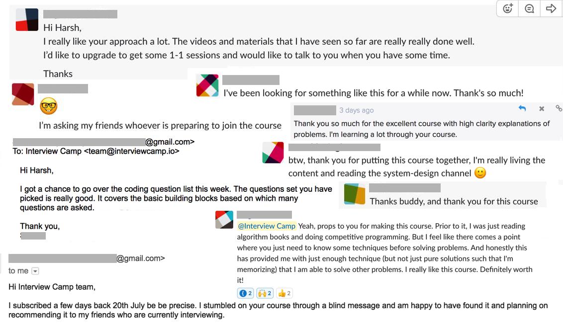Interview Camp - 4 Week Crash Course for Tech Interviews