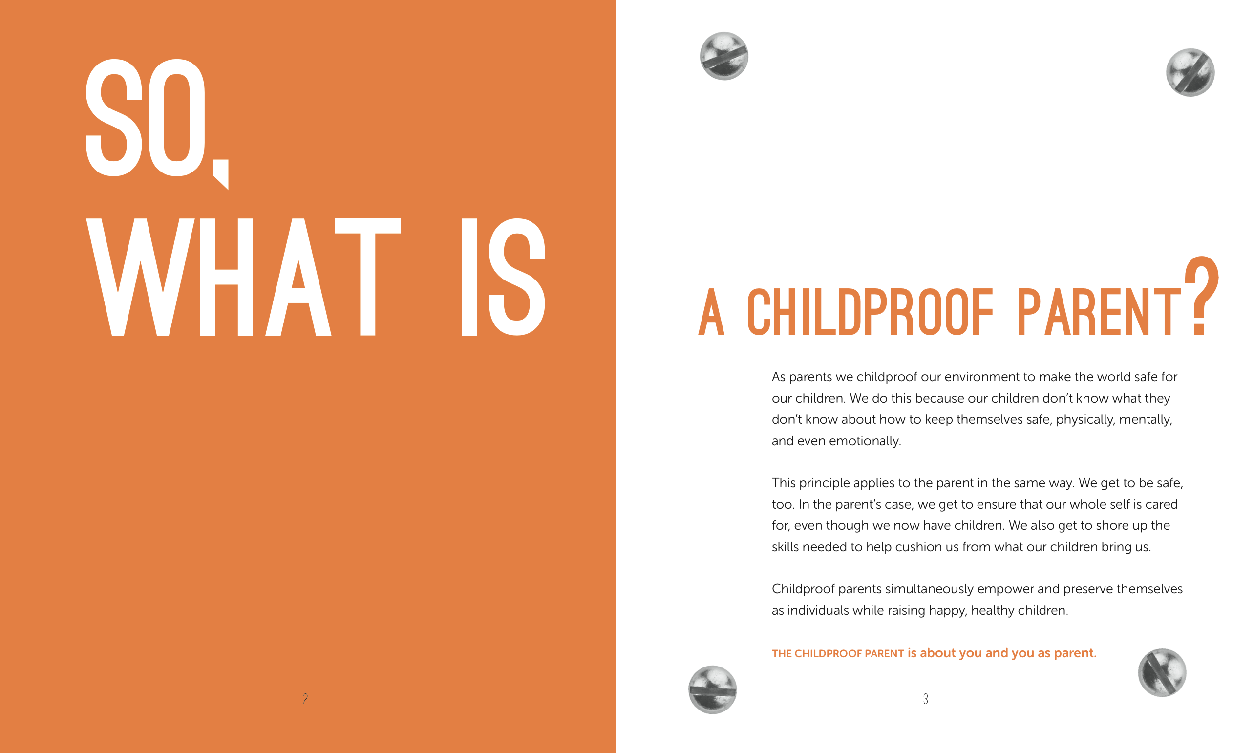The Childproof Parent