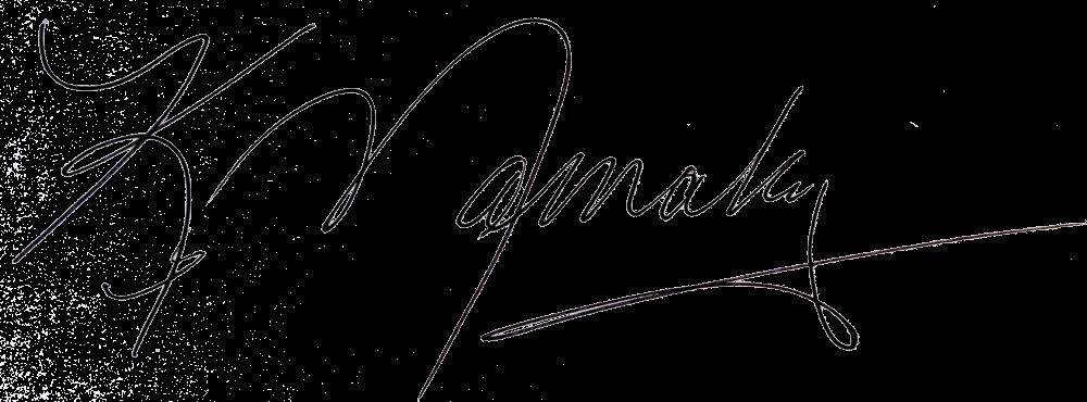 Kevin Namaky Signature