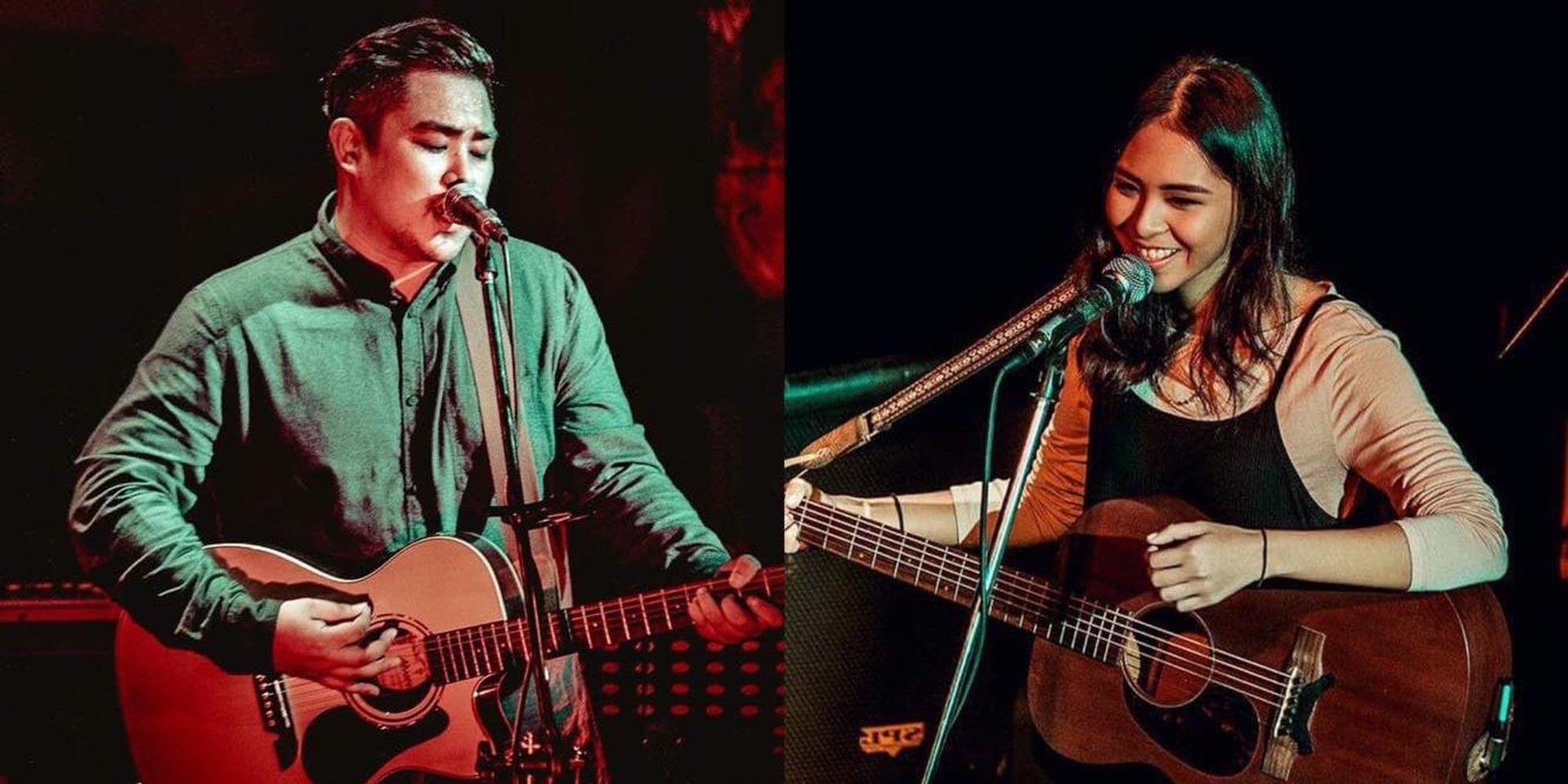 Clara Benin and December Avenue team up for a special Valentine's show