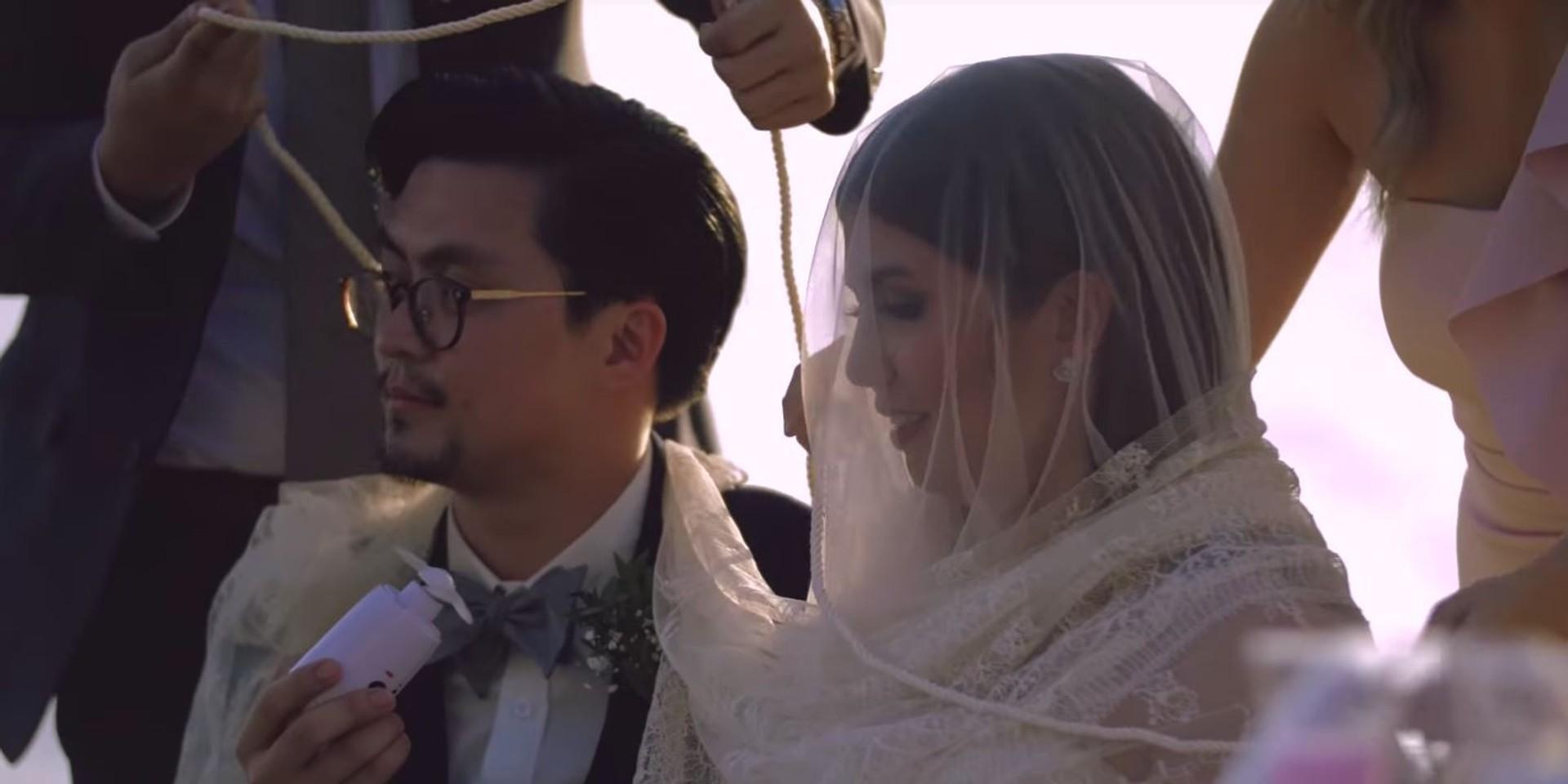 Ben&Ben gifts 'Godsent' song for Kai Honasan and Eco del Rio's wedding - watch