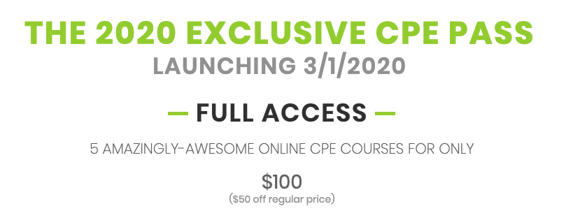 2020 CPE Pass