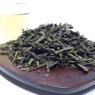 Raspberry Green Tea from Triplet Tea