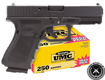 Glock Glock G19 G4 + UMC 250 Rounds Bundle